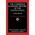 The Cambridge economic history of the United States, vol. III (The Twentieth Century)