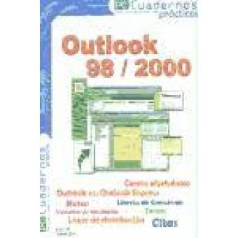 Outlook 98/2000 . Cuadernos prácticas