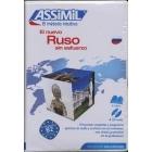 Assimil El nuevo Ruso sin esfuerzo. (1 libro + 4 CD's)