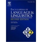 Encyclopedia of language and linguistics, 14 vols.