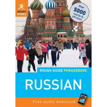 Russian Phrasebook Rough Guide