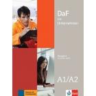 DaF im Unternehmen A1-A2. Übungsbuch + Audiodateien online