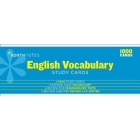 English Vocabulary-Sparknotes Study Cards