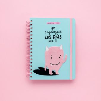Agenda escolar 2019-2020 Lyona