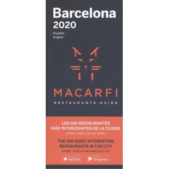 Macarfi 2020 -Guía de Restaurantes de Barcelona / Madrid-