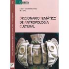 Diccionario tematico de antropologia cultural