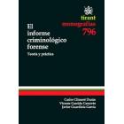 El informe criminológico forense