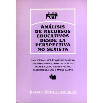 Análisis de recursos educativos desde la prerspectiva no sexista