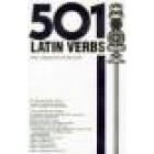 501 latin verbs. Fully conjugated in all tenses