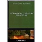 Teorías de la literatura del siglo XX.