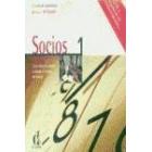 Socios 1. Carpeta de audiciones del llibro del alumno. Curso báscio orientado al mundo del trabajo Audio CD