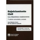 Enjuiciamiento civil ley y disposiciones complementarias (7 ed.)