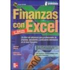 Finanzas con excel 2 ed.