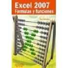 Excel 2007.Fórmulas y funciones