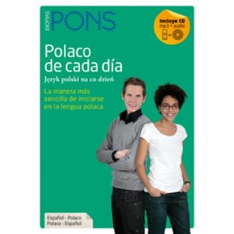 Pons Polaco de cada día (Incluye CD mp3 + Audio)