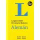 Langenscheidt Diccionario moderno Alemán : Español-Alemán / Alemán-Español