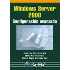 Windows server 2008. Configuración avanzada