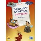 Expressões idiomáticas ilustradas (Níveis B1/B2/C1/C2)