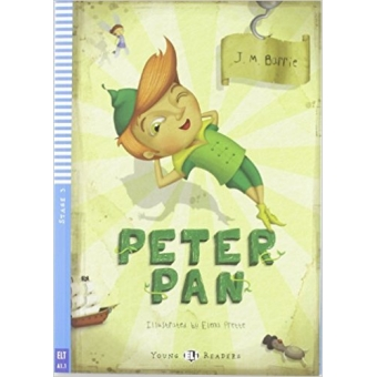 Young ELI Readers - Peter Pan + Multi-ROM - Stage 3 - A1.1 Movers