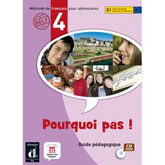 Pourquoi Pas ! 4 - Livre de l'élève