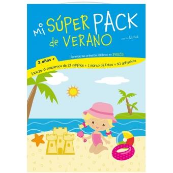 Mi súper pack de verano. Mi súper pack de verano