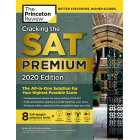 Cracking The SAT. Premium Edition With 8 Practice Tests (College Test Prep)