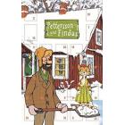Petterson und Findus Adventskalender-Karte