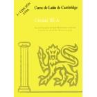 Curso de latín de Cambridge. Unidad III-A