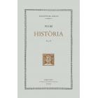 Història. Vol II. (Trad de Antonio Ramon i Arrufat)
