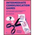 Intermediate communication games. Photocopiable