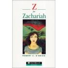 Z for Zachariah. Elementary