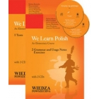 We learn Polish  An elementary course  (2 vols.) + CD
