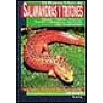 El nuevo libro de salamandras y tritones.