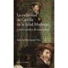 La esclavitud en Castilla en la Edad Moderna y otros estudios de marginados