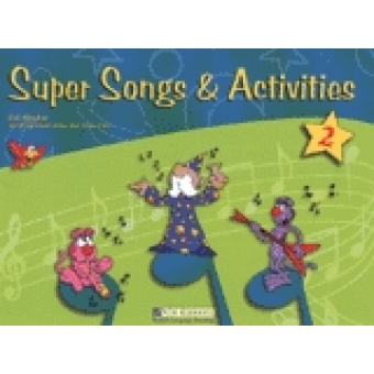 Super Songs and Activites 2 Student's Book (+ CD)