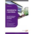 Cos de professors d´ensenyament secundari Geografia e Historia. Temari Vol II