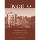 Traditio: an introduction to the latin language... (Workbook 3rd. edition)