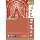 New Total English Intermediate Teacher's Book and Teacher's Resource CD (I