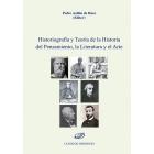 Historiografía y teoría de la historia del pensamiento, la literatura y el arte