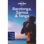 Rarotonga, Samoa & Tonga. Lonely Planet (inglés)