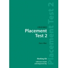 Oxford Placement Tests 2: Marking Kit Test Revised Ed