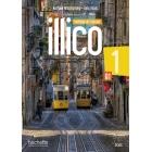 Illico 1 : Cahier d'Actives + CD Audio