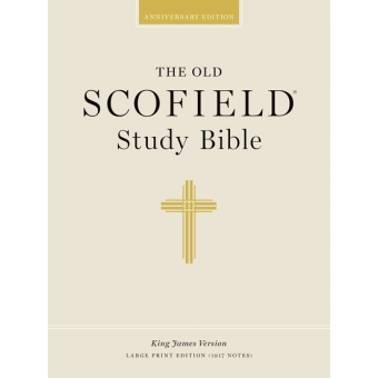 The Old Scofield Study Bible (King James Version)