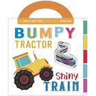Bumpy tractor shiny train (First Concepts Carry Touch & Feel)