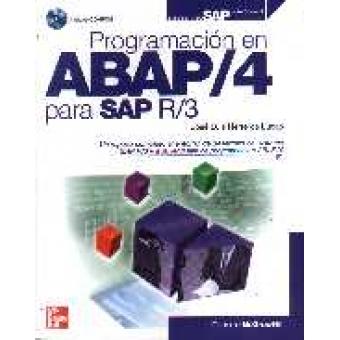 Programación en ABAP/4 para SAP R/3