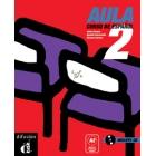 Aula 2 Nivel A2. (Libro del alumno más Audio CD)