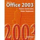 Office 2003. Trucos esenciales