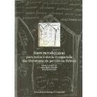Bases metodolóxicas para unha historia comparada das literaturas da península Ibérica