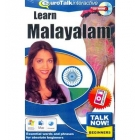 Talk Now :  Aprenda Malayam.  Nivel elemental.  CD-Rom