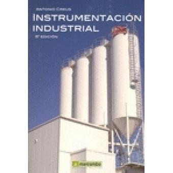 Instrumentación industrial. 8 ed.